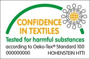Certyfikat Oeko-Tex® Standard 100